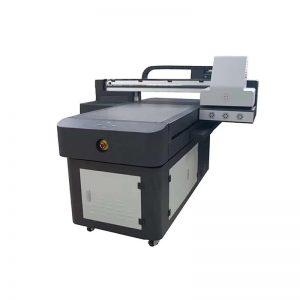 CE одобрена фабрика евтини цена дигитален маица печатач, УВ дигитална машина за печатење за маица печатење WER-ED6090UV