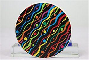 Керамички примероци за печатење од Риох глава uv WER-G2513UV