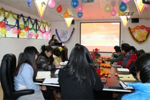 Претпријатија и обука на персоналот, 2015