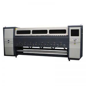 Добар квалитет K3404I / K3408I растворувач за печатење 3.4m тешки инк-џет печатач