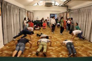 Активности за проширување во затворени простории, 2015