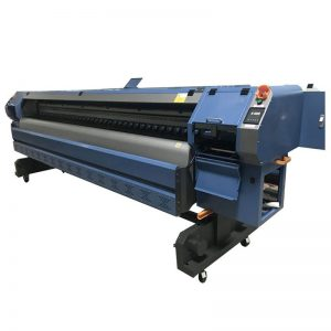 K3204I / K3208I 3.2м висока резолуција со топла ламинирана флекс машина за печатење