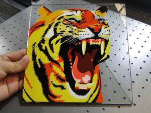 Решение за еднократно стакло за печатење