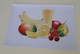 ПВЦ банер отпечатен со 3,2 милиони (10 стапки) еко растворувач принтер WER-ES3201