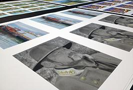 Фото-хартија отпечатена со печатач за еко растворувачи од 1,8 m (6 стапки) WER-ES1802 2