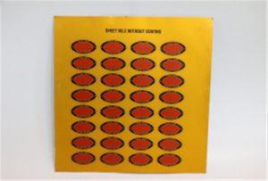 Печатење примерок од Метал на А3 УВ печатар WER-E2000UV