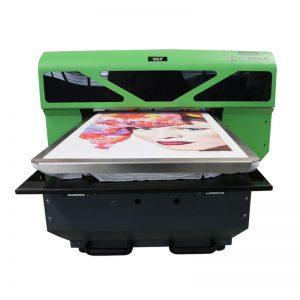 А2 големина DTG директно на облека печатач маило машина за печатење WER-D4880T