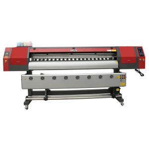 кинески најдобра цена маица голем формат печатење машина плотер дигитален текстил сублимација инк-џет печатач WER-EW1902