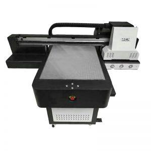 дигитален директен ткаенински печатач со мастило за директно печатење со мастило DTG принтер WER-ED6090T
