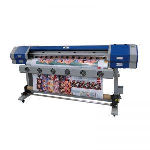 текстилен печатач со ткаенина со DX5 глава WER-EW160