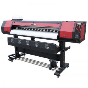 висококвалитетен и евтин 1.8м Smartjet dx5 главен 1440dpi печатач за големи формати за печатење со банер и налепници WER-ES1902