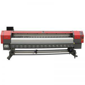 високобрзински 3.2m солвентен печатач, дигитален флекс банер печатарска машина цена WER-ES3202